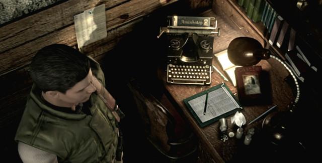 Resident Evil - Save Room
