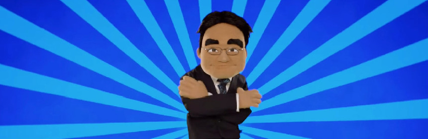 Replay Dossier Satoru Iwata