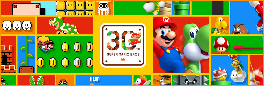 Replay Dossier Mario Bros 30th