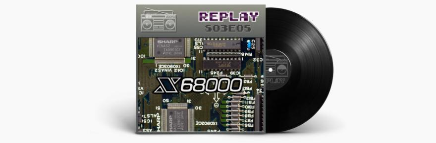 Replay X68000